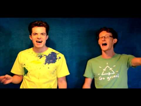 50 Theme Songs Sung In Under 5 Minutes