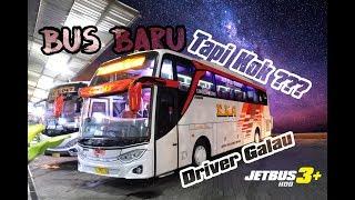 Video DRIVER GALAU ! BUS BARU KOK ??? sensasi Bus EKA Terbaru Jetbus 3 Hino RN-285 MP3, 3GP, MP4, WEBM, AVI, FLV November 2018
