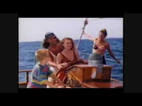 Captain Ron TV Spot #1 (1992) (widescreen)