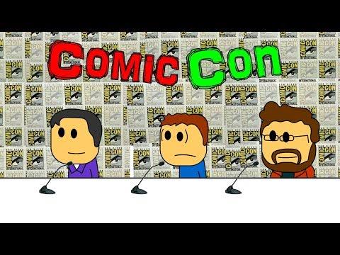 Brewstew - Comic Con - Thời lượng: 3 phút, 56 giây.