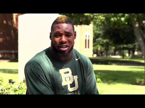 Shawn Oakman Interview 10/11/2014 video.