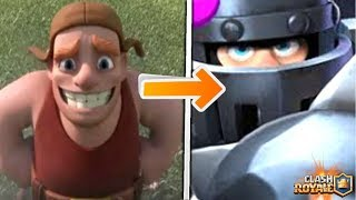 Video Builder becomes Mega knight?! Builder Found in Clash Royale! MP3, 3GP, MP4, WEBM, AVI, FLV Agustus 2017