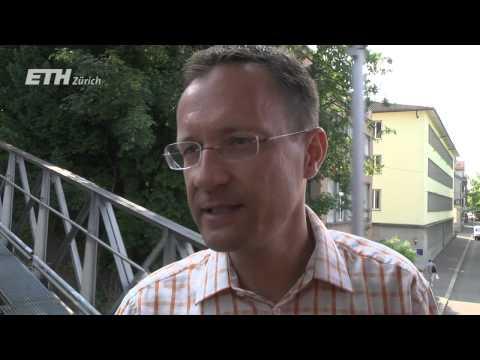 Polybahn-Pitch: Martin Raubal, Professor für Kartografie und Geoinformation