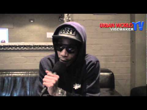 Wiz Khalifa talks why he smokes, collab with Tinie Tempah, Transition from mixtapes to album & more