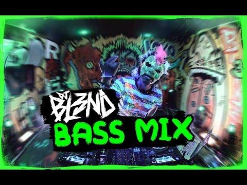 (BASS MIX) - DJ BL3ND
