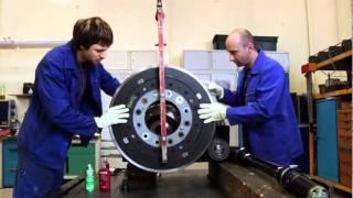Loctite 243&Končar Application Video - English