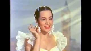 "Sara Montiel - Tus ojitos negros (Movie ""La Violetera"" 1958)"