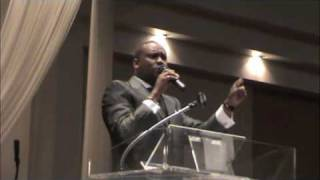 Pastor Brian Hunter-Berkeley Mt Zion Missionary Baptist Church