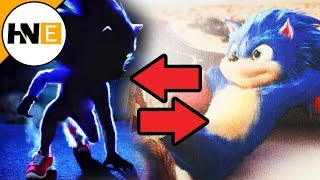 Nonton Early Sonic The Hedgehog Movie Design   More Changes Revealed Film Subtitle Indonesia Streaming Movie Download