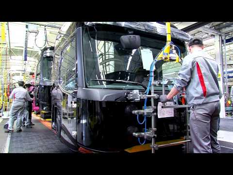 Renault Trucks T: Manufacturing New Range