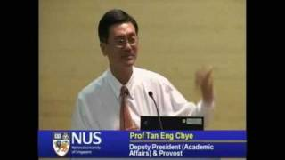 2009 The Annual Teaching Excellence Award Ceremony&Outstanding Educator Award  - Welcome Address