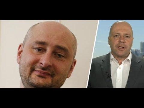 """FALL BABTSCHENKO: """"Die Ukraine und Russland befinden si ..."""