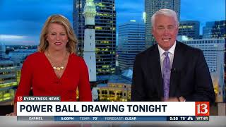 Powerball jackpot frenzy underway
