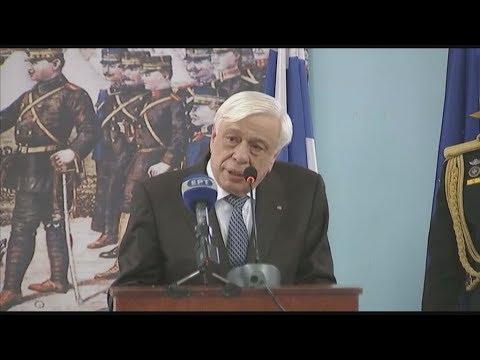 Πρ. Παυλόπουλος: Ας μη δοκιμάσει η Τουρκία τις αντοχές της Ευρώπης