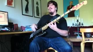 Hocus Pocus Focus (Bass cover)