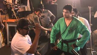 The Making Of Mugamoodi - Part 1