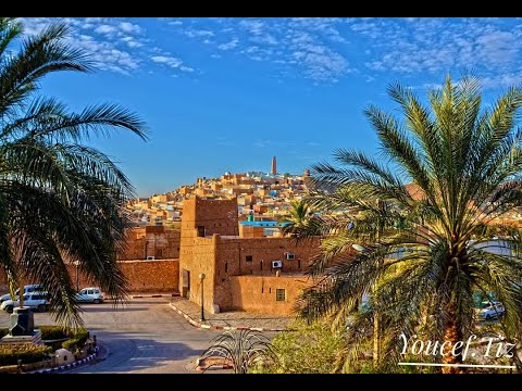 Algeria, Ghardaia, New Tourist Pole ♥ الجزائر، غرداية، القطب السياحي الجديد