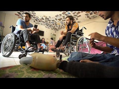 Τουρκία: Εξειδικευμένη φροντίδα για τους Σύρους που ακρωτηριάστηκαν στον πόλεμο…