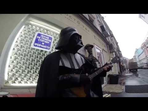 Darth Vader Plays The Balalaika