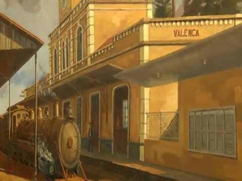 Museu Ferroviário de Valença abriga parte da história do Brasil