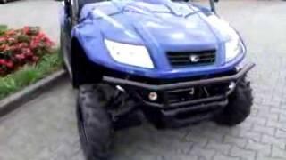 9. Kymco UXV 500 Quad