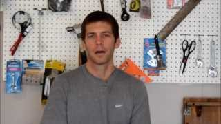 """Please watch: """"How to Change a String Trimmer, Weed Eater, Weed Whacker Head..."""