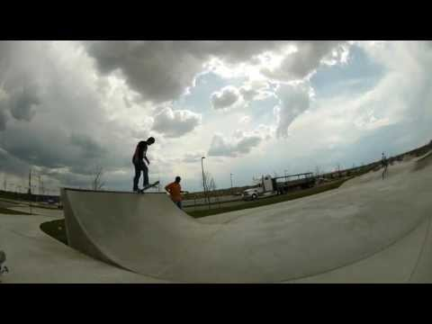 Thornton skatepark
