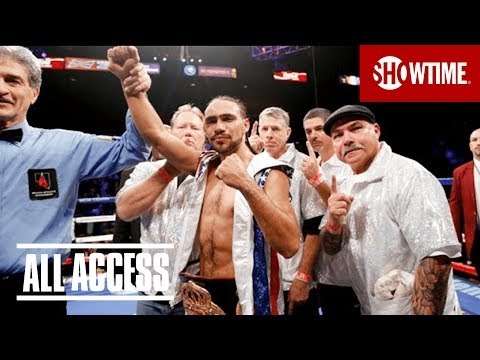 Keith - ALL ACCESS takes you behind the scenes of fight week with welterweight Keith