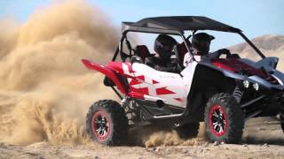 3. 2016 Yamaha YXZ1000R SE Desert Ride and First Look