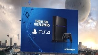 Sony PS4 - This is for the players