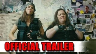 The Heat Red Band Trailer - Sandra Bullock&Melissa McCarthy