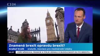 Znamená brexit opravdu brexit?