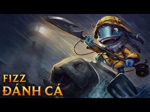 Fizz Đánh Cá