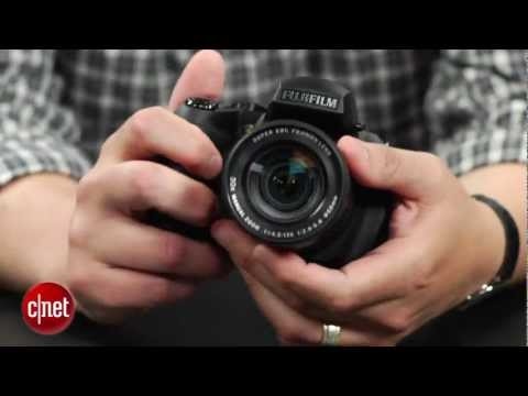 First Look: Fujifilm FinePix HS30EXR hands-on