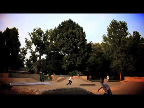 An Evening at Woodland Skatepark