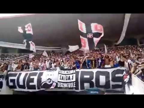 A voz da nação vascaina | Músicas da torcida do vasco da gama - Guerreiros do Almirante - Vasco da Gama - Brasil - América del Sur