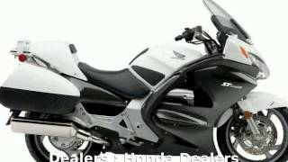 4. 2009 Honda ST1300 Base  Specification motorbike superbike Specs Info Features Transmission