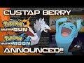 CUSTAP BERRY COMING SOON! Pokemon Ultra Sun and Moon! w/ PokeaimMD