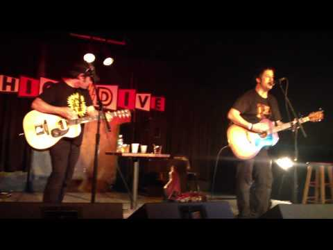 Joey Cape & Tony Sly- Lifer- 7/29/12 Gainesviile, FL