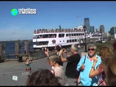 NEW YORK: Estatua de la Libertad y Time Square