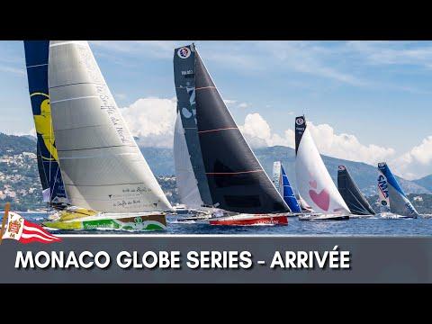 Monaco Globe Series -  Arrivée