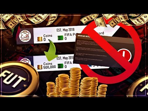 HOW TO BUY COINS & TRANSFER YOUR COINS WITHOUT GETTING BANNED BY EA!! (FIFA 19))