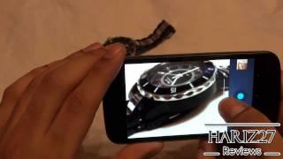 Software Review vom Ice Cream Sanswich, Android 4.0, auf dem Samsung Galaxy Nexus.