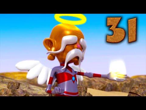 Oko Lele - Episode 31 - Superpower - CGI animated short - Super ToonsTV