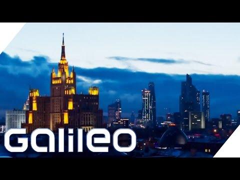 Russland: Moskau - Stadt der Gegensätze | Galileo | P ...