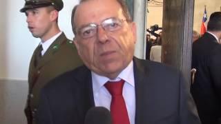 """Diputado Bernardo Berger califica de """"pobre"""" y """"vacío"""" discurso presidencial."""