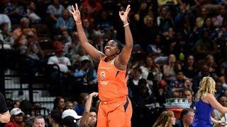 Sun Notch Season-High Twelve Threes Against Atlanta by WNBA