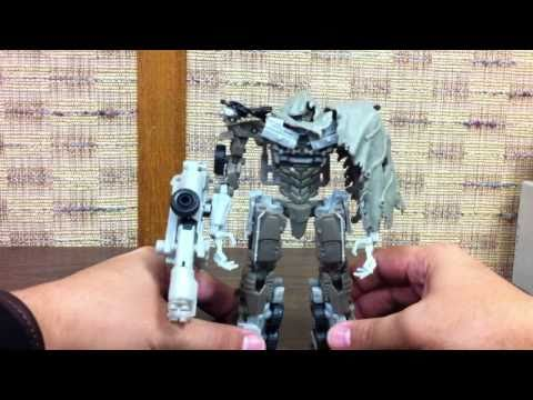 megatron - In light of officially revealed pics and info, enjoy!
