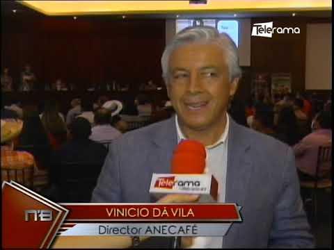 Asociación nacional Ecuatoriana de Café realizó XV concurso Taza Dorada