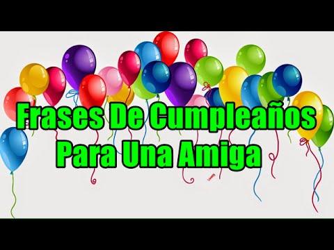 Tarjetas de cumpleaños para una amiga - Tarjetas De Cumple Gratis, Frases De Cumpleaños Para Una Amiga, Feliz Dia
